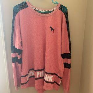 Victorias Secret PINK Crew Neck Pullover